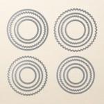 Layering Circle Framelits Dies 141705